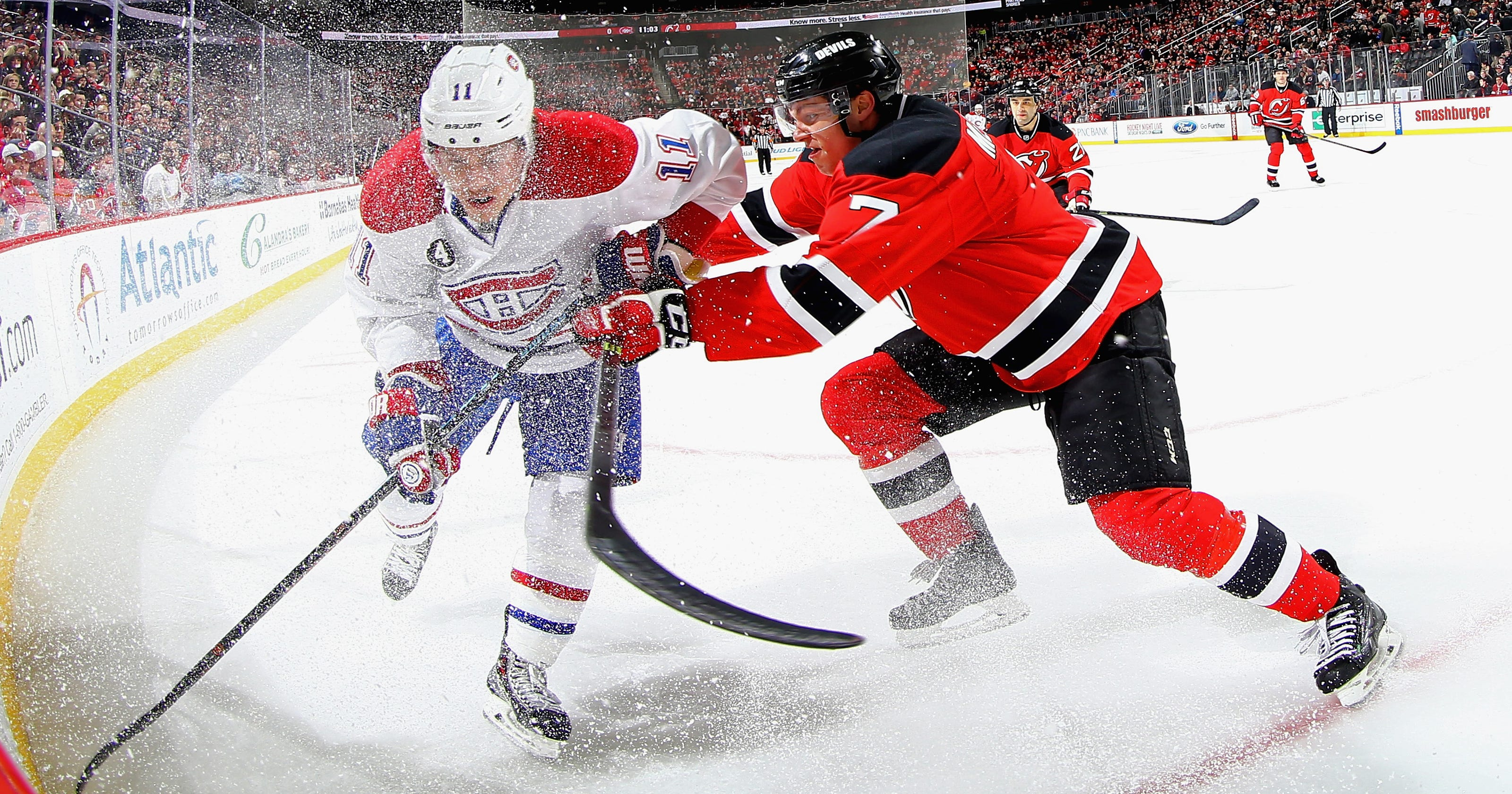 6197f0deba4 New Jersey Devils lose to Montreal Canadiens