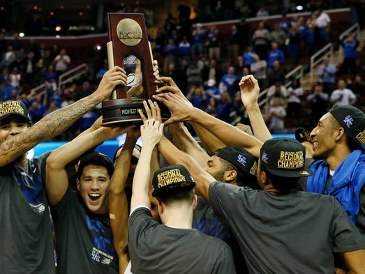 Kentucky Basketball Wildcats Have Two Usa Today: Five Bold Predictions For The Final Four