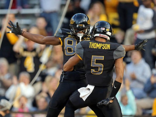 NCAA Football: Texas-San Antonio at Southern Mississippi