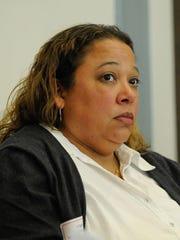Terri Hodges, president of the Delaware Parent Teacher Association.