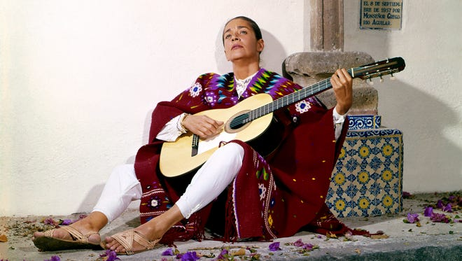 """""""Chavela,"""" which will be featured in the Scottsdale International Film Festival, is a documentary about Mexican singer Chavela Vargas."""