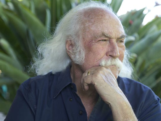 David Crosby will perform Nov. 4 at Carmel's Palladium.