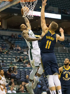 The Milwaukee Bucks have decided to waive guard Gary Patyon II because his maximum days of service was due to finish Monday. Payton was a two-way G League player, meaning he could only spend 45 days on the Bucks roster.