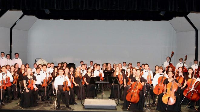 The Madison High School Orchestra, led by Director Michael A. Silvestri, will perform in the National Youth Concert at Carnegie Hall on Monday, March 13, 2017.