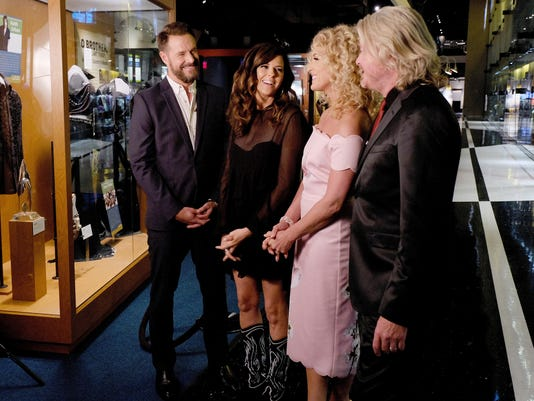 Country Music Hall Of Fame And Museum Celebrates The Opening Of Little Big Town's Exhibition
