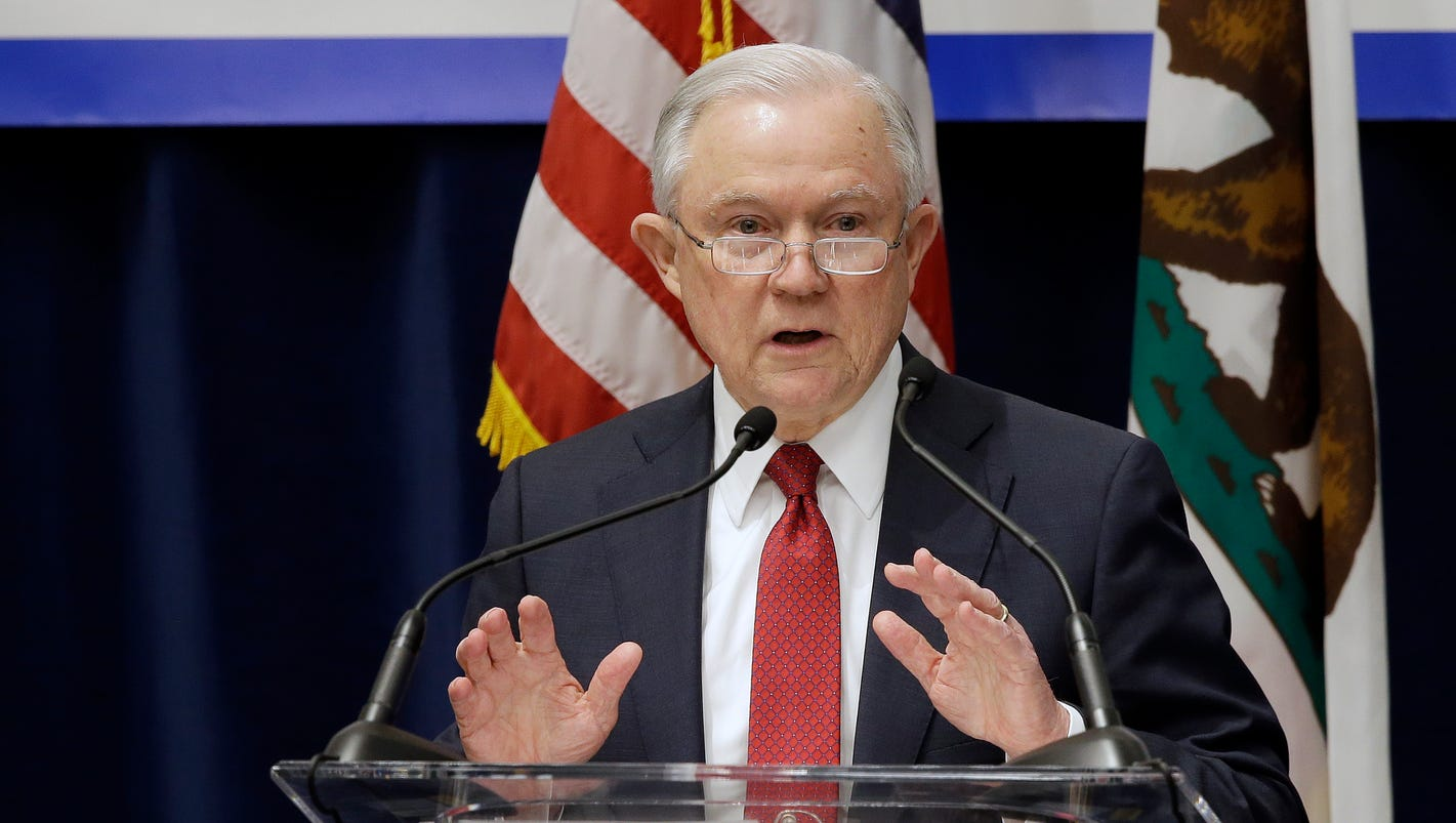 Could Trump and Sessions send federal troops to California over immigration?
