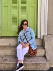 Columnist Jenna Intersimone in New Orleans.