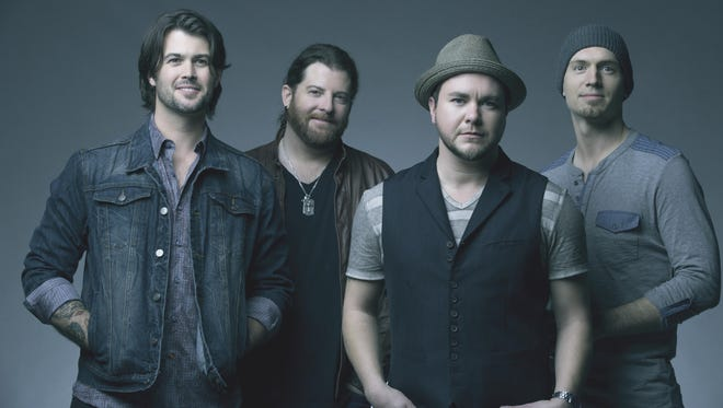 Eli Young Band performs Friday at First Arena in Elmira.