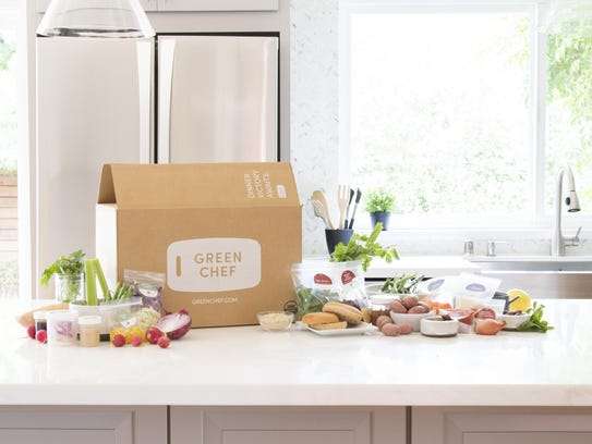 Green Chef (greenchef.com) delivers restaurant-quality
