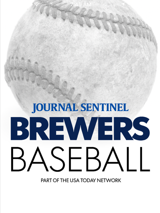 Brewers Baseball app