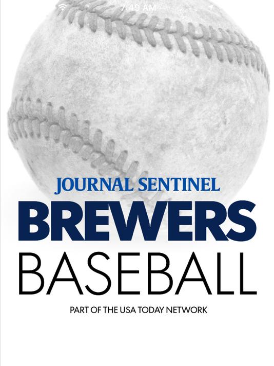 Brewers Baseball app
