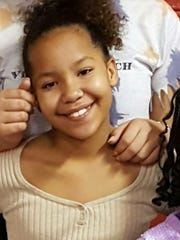 Alexandrea Thompson, 9.