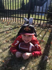 Joel Lanning's 5-year-old nephew, Emmanuel Ramos, lights up whenever his uncle is around.