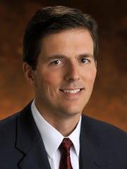 AK Steel CEO Roger Newport