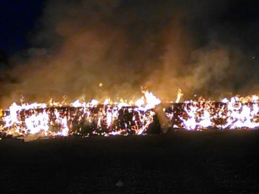 FW: CLARKSVILLE FIRE