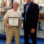 McGlade recognized for contributions to ZHS