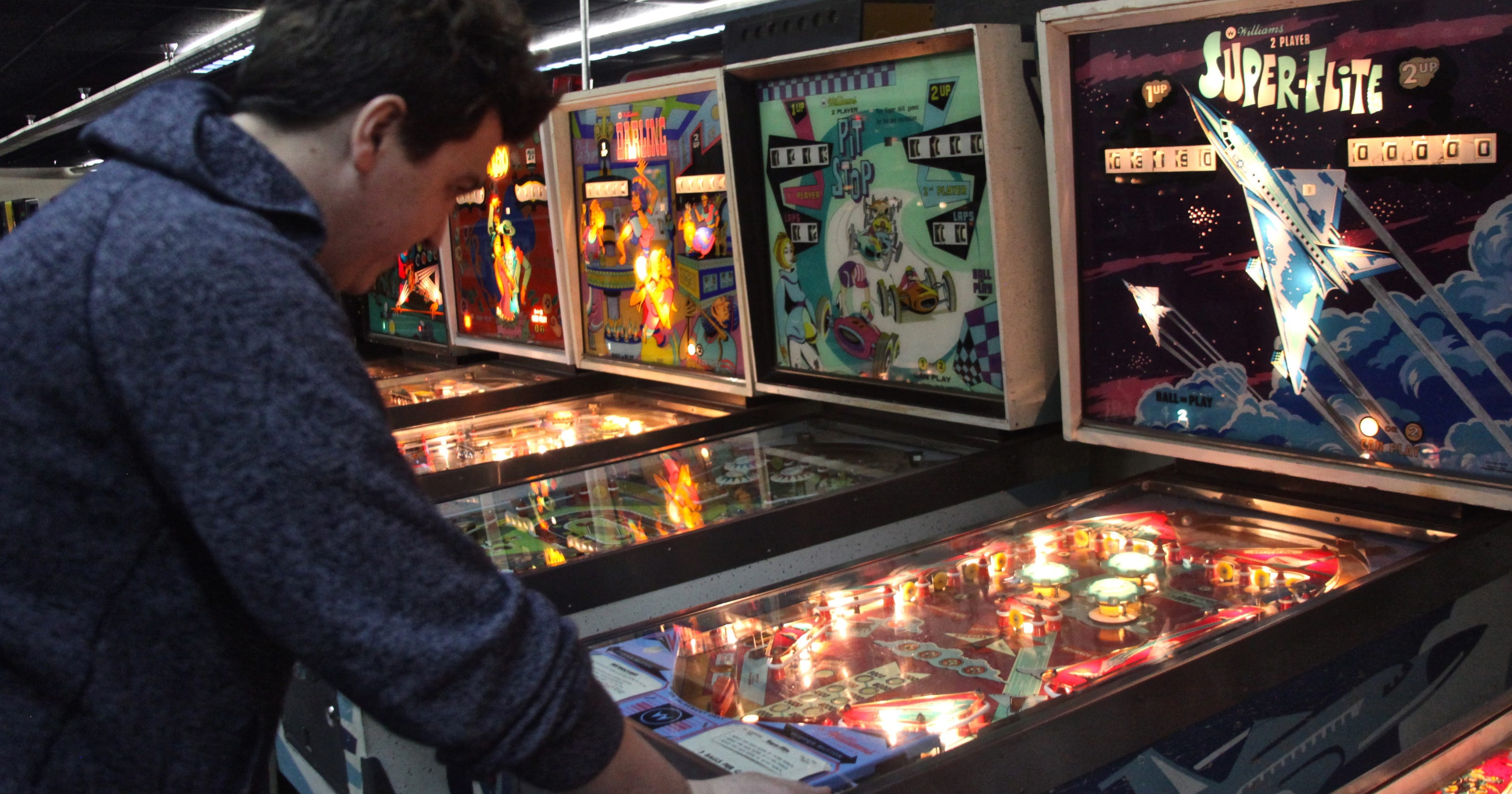 Museum of Pinball backtracks on plan to move from Banning to Palm Springs