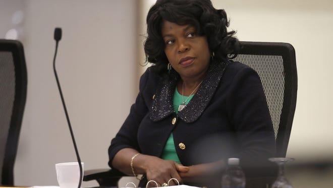 FAMU President Elmira Mangum.