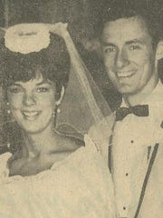 Fred and Cheryl Berry, 1966
