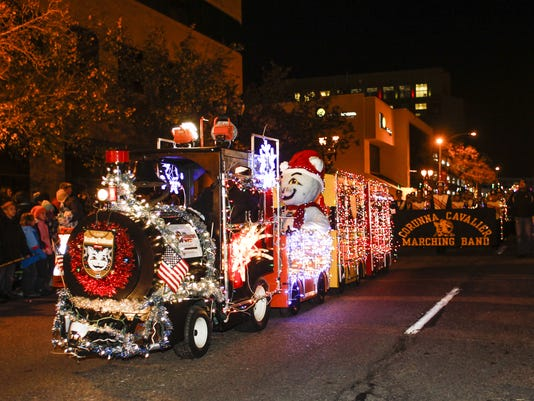 31st Annual Silver Bells in the City