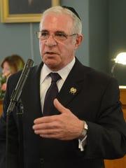 Assemblyman Gary Schaer, D-Passaic