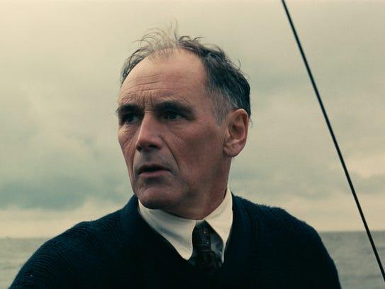 "Mark Rylance stars in ""Dunkirk."""