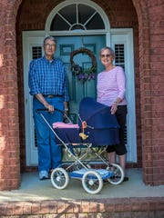 Ralph and Sue Hilman have fostered over 100 babies in nearly 30 years at their Murfreesboro home.