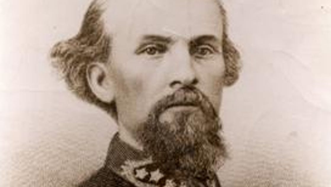 nathan bedford forrest s contributions and legacy Contribution subscribe two events have fuelled more than a century of controversy around his legacy: nathan bedford forrest high school was renamed after a.