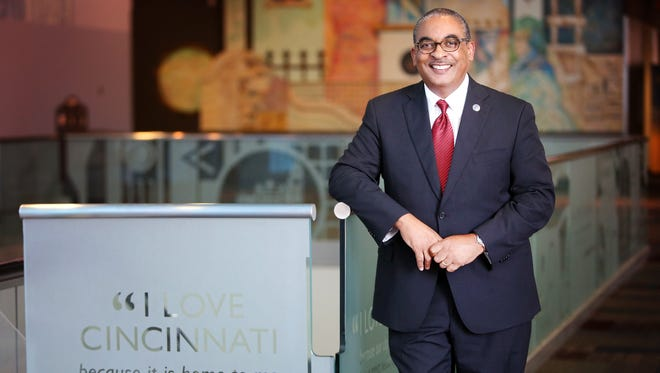 Bradford Berry serves as General Counsel of the NAACP. Berry grew up in Madisonville and graduated from Walnut Hills High School.