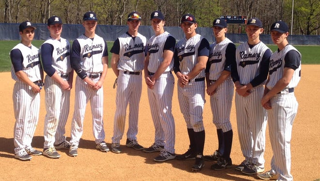 Seniors have helped Ramsey baseball jump out to a 5-3 record.