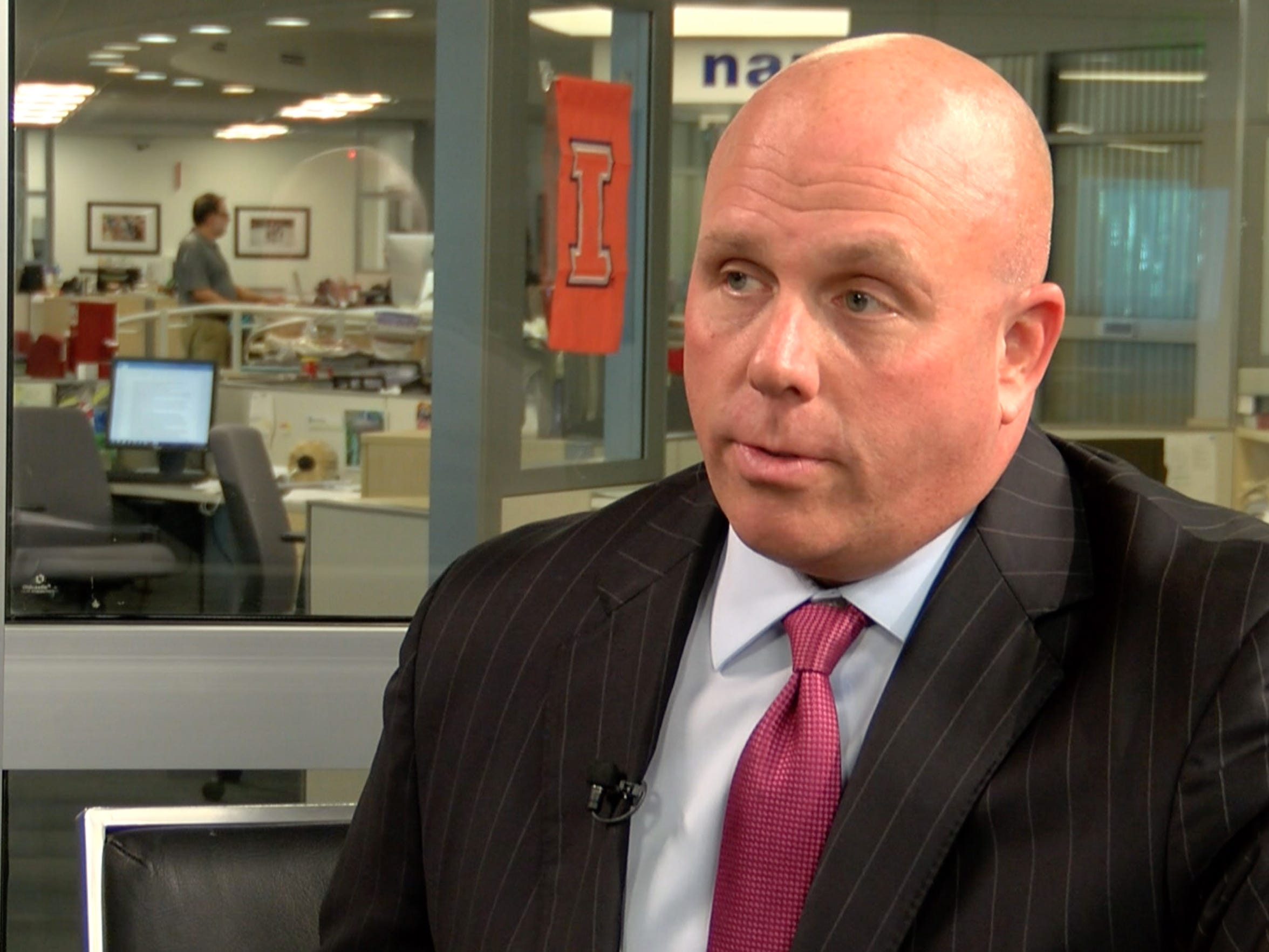 William Dean, a Miami lawyer specializing in elder abuse