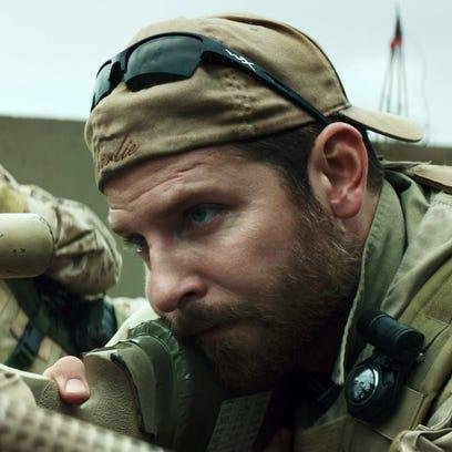 'American Sniper,' starring Bradley Cooper, has been