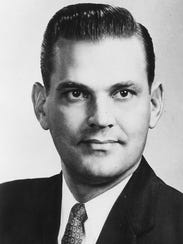 George W. Bailey, circa 1950s.