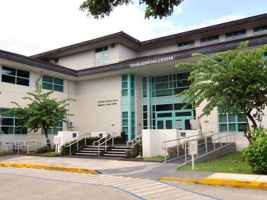 The Guam Judicial Center.