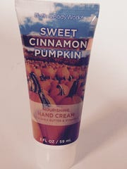 Sweet Cinnamon Pumpkin Hand Cream