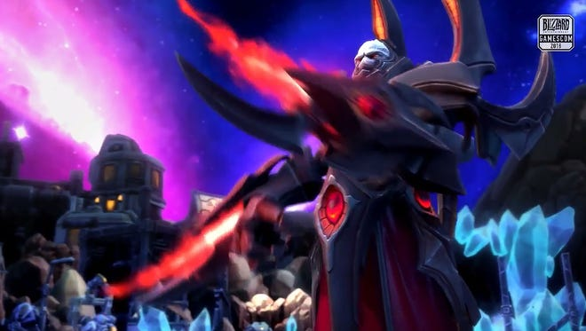Alarak joins Heroes of the Storm as a melee assassin.