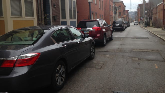 Parking in Over-the-Rhine