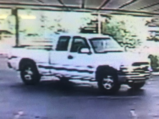The TBI needs help locating three women and this pickup truck in connection with an ongoing death investigation in Milan.