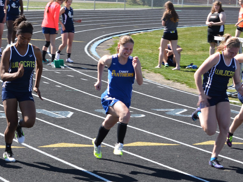 Carey High School Track and Field.