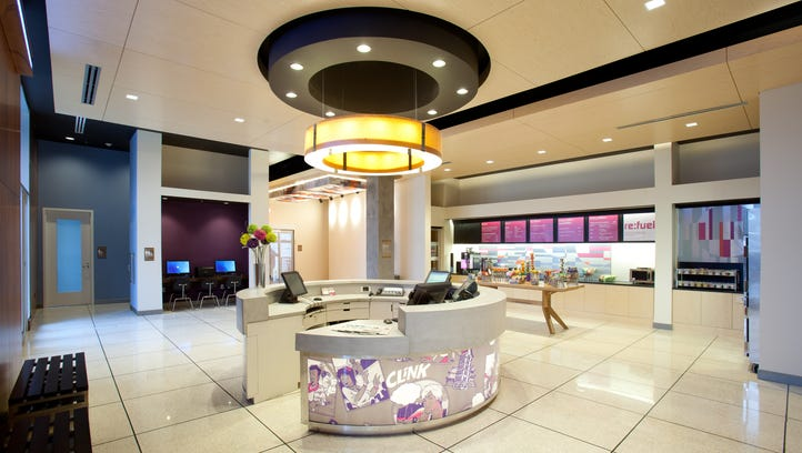 Aloft Hotels are affordable boutique hotels where Starwood