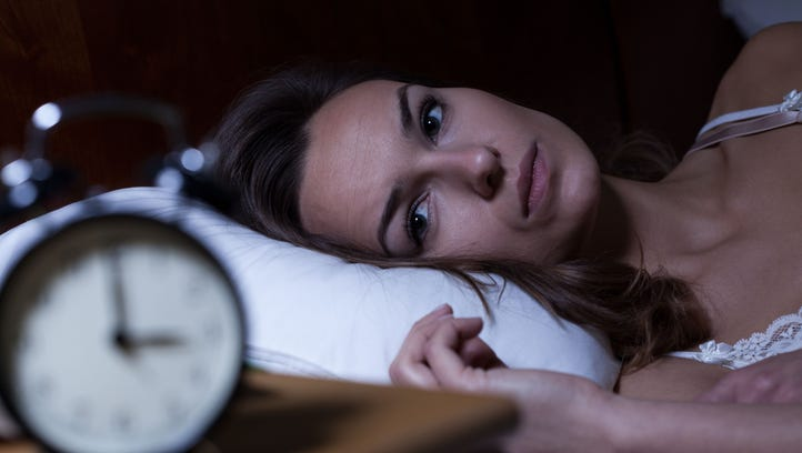 Can't sleep? You're not alone.