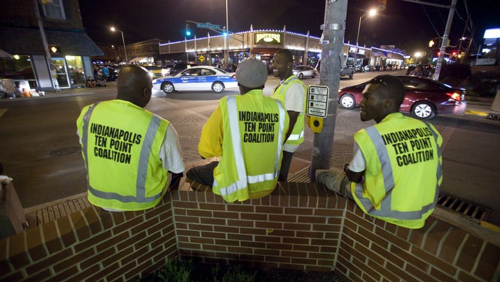 Donald Trump, urban violence and the struggle for Ten Point Coalition's soul