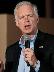 U.S. Sen. Ron Johnson, R-Oshkosh.