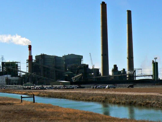 "Coal-fired power plants, like the Cholla plant in northern Arizona, are called ""baseload"" because they are built to run around the clock for most of the year. Turning them up or down to match the demand for electricity from customers is inefficient and costly."