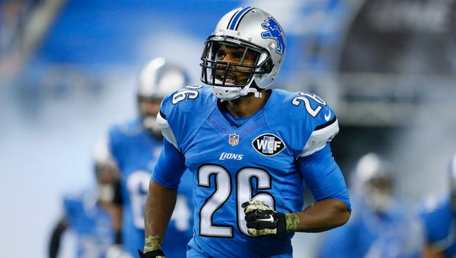 Lions strong safety Don Carey