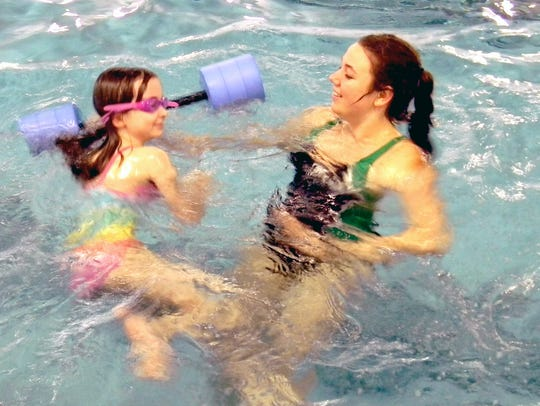 The Y is offering the 2nd Grade Learn to Swim Program