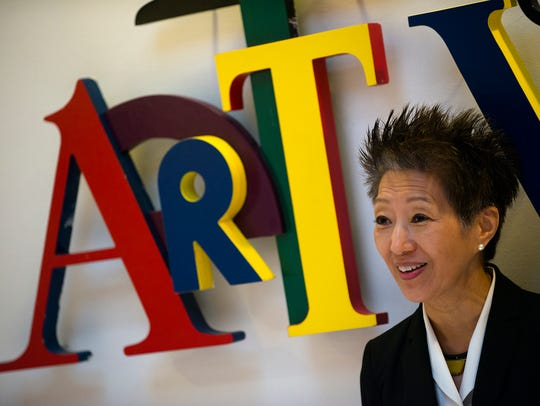 Jane Chu, National Endowment for the Arts director,