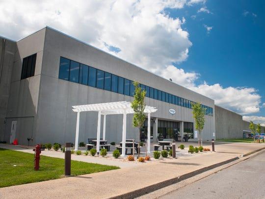The McKee Foods plant in Stuarts Draft, Va.