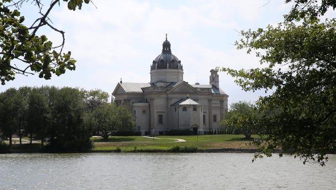 St Catharine Roman Catholic Church in Spring Lake.