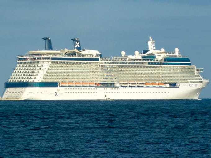 Celebrity Eclipse vs Celebrity Solstice: Compare Cruise ...